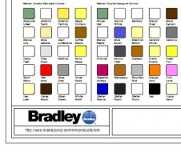 Download Bradley Revit Family Material Catalog
