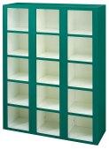 View Lenox Plastic Locker and Storage Systems | Bradley Lenox Cubby Locker