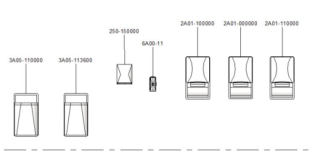 Revit Specialty Equipment Tags | Elevations | Bradley Diplomat Accessories