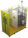 Bradley Enclosed Safety Shower S19384