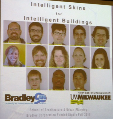 View Bradley Sponsors UWM School of Architecture and Urban Design Competition