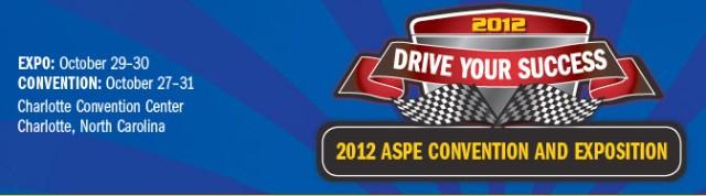 ASPE Convention & Expo 2012