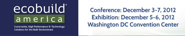 ecobuild america conference