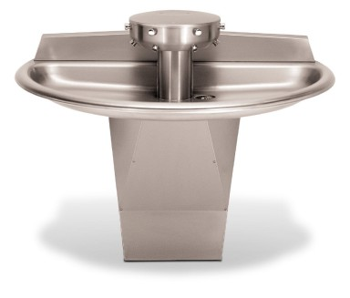 View-Download Bradley Sentry™ Washfountain Revit Family Components