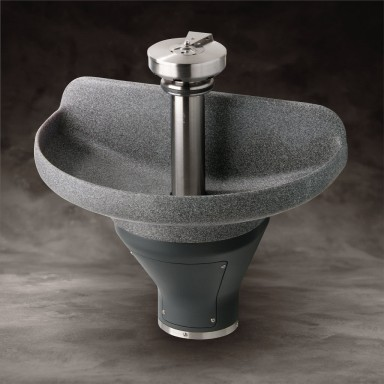 View-Download  Bradley Classic Washfountain Revit Family Components