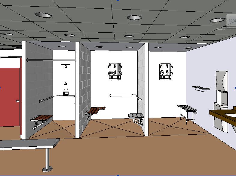 Bradley BIM Revit ArchiCAD Bentley Vectorworks Bradley Mills Interesting Bradley Bathroom Partitions Plans