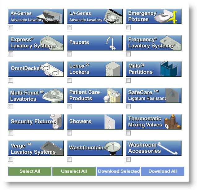 revit architecture 2012 families download