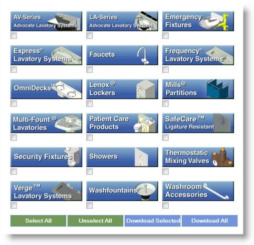 Bradley BIM-Revit Resource Portal » bradley revit family library