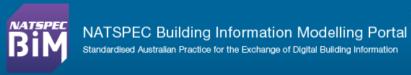 NATSPEC Building Information Modeling BIM Standards of Australia