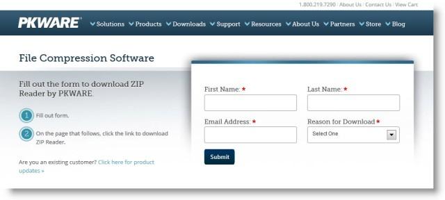 Download Free ZIPReader – PKUNZIP Software from PKWARE | Bradley BIM