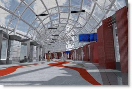 Nemetschek Vectorworks Architect BIM Facility Model | Vectorworks Home Page