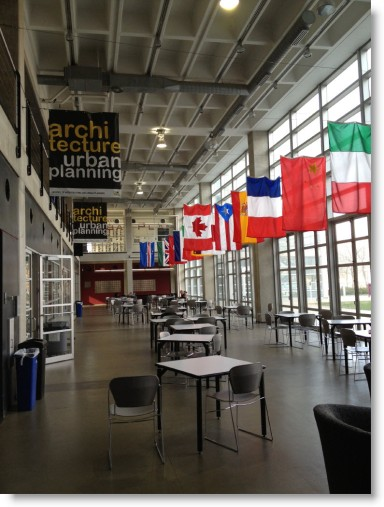 University of Wisconsin - Milwaukee - School of Architecture and Urban Design Website