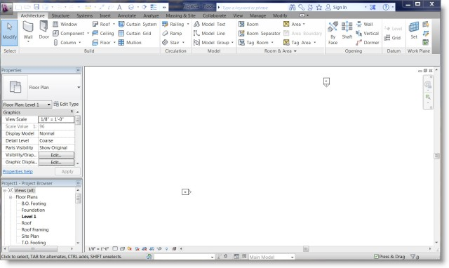Facing Revit's Blank Screen Can Be Challenging for New Users