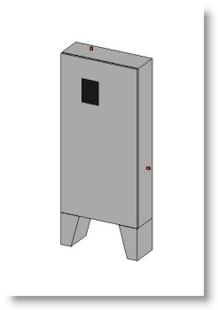 View - Download Revit Keltech Ttankless Water Heater Family