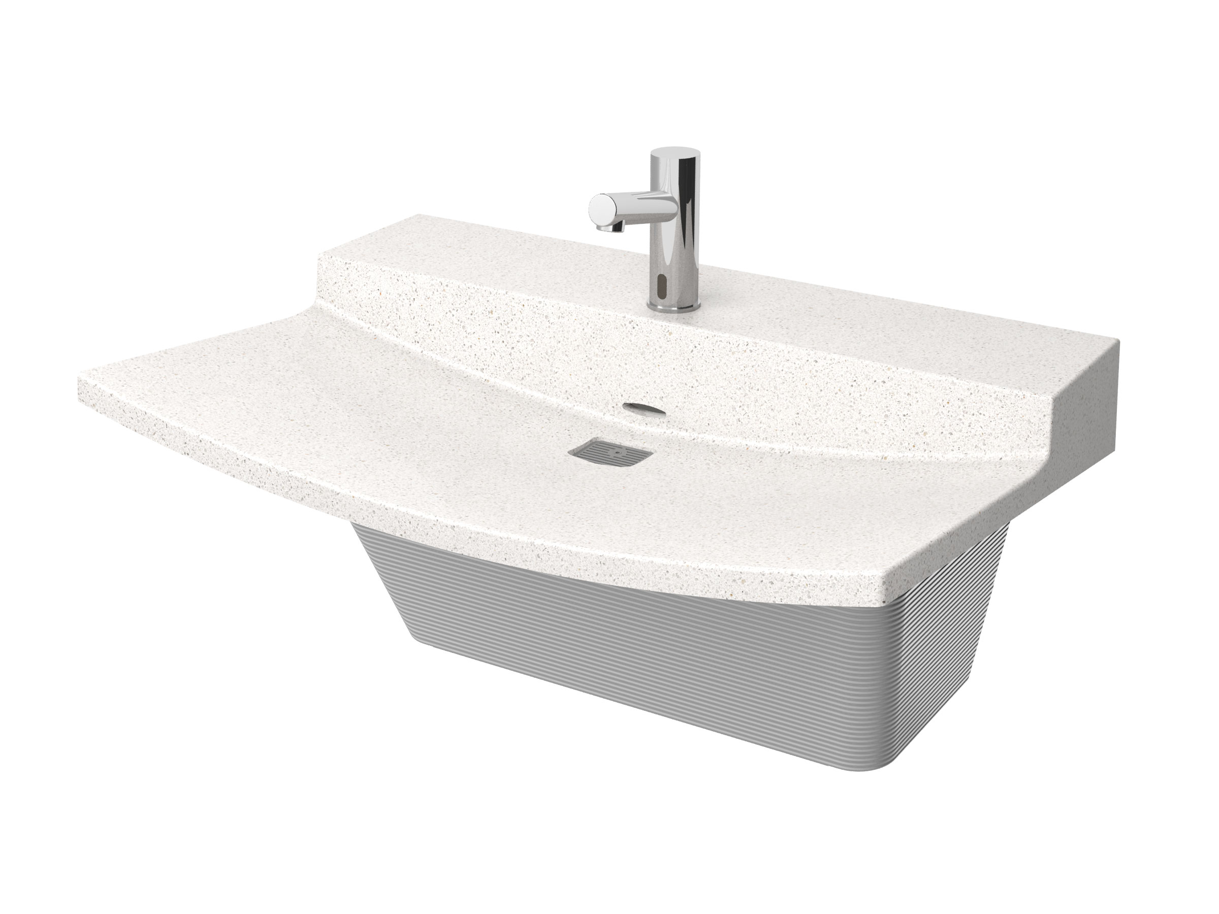 Sink Lavatory : Bradley BIM Revit -ArchiCAD -Bentley -Vectorworks ? Bradley Revit ...