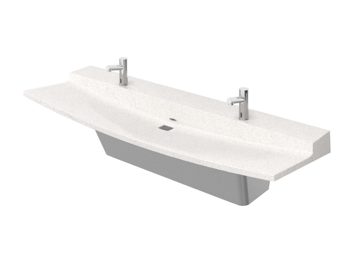 Download Bradley Verge VLD Revit Lavatory – Sink Library | Bradley
