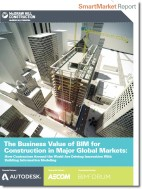 Download Business Value of BIM for Construction Report in Major Global Markets