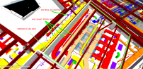 navisworks_trade_coordination_main_kitchen_turner_construction_markup