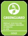 Bradley_Corporation_GREENGUARD_UL2818_gold_Green