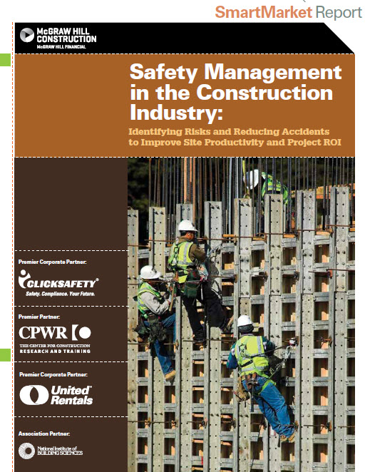 Register-Download 50-page BIM Report: McGraw-Hill BIM Report | Construction Project Safety Systems