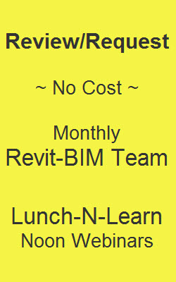 Free BIM-VDC Manager Lunch-N-Learn | Request – Inquiry Form