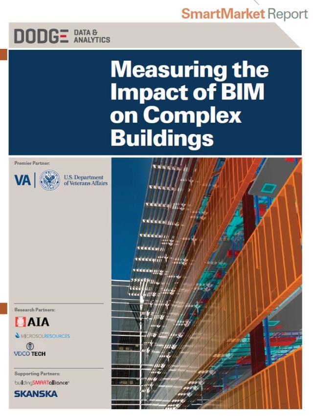 Register to Download McGraw-Hill BIM Report | Measuring BIM Impact On Complex Buildings