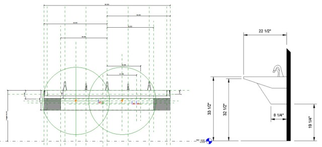 Revit Reference Planes to Connect Revit Dimensions