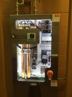 Bradley-Keltech Tankless Instantaneous Water Heater Product Family