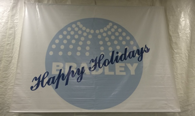Happy Holidays from the Bradley Corporation and Bradley BIM Team