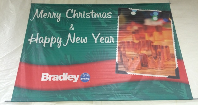 Merry Christmas & Happy New Year from the Bradley Corporation and Bradley BIM Team