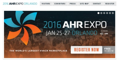 Visit Bradley-Keltech 2016 AHR Expo Booth 3072 | Orlando, FL January 25-27
