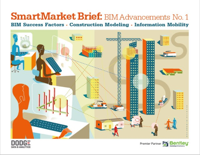 Register to Download BIM Advancements | McGraw-Hill SmartMarket Brief | 30-Page Report