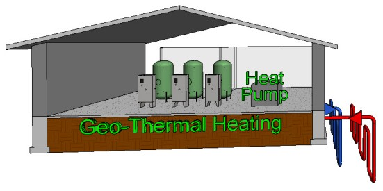 Bradley-Keltech Tankless Water Heaters \ Heat Pump for Geo-thermal Heating